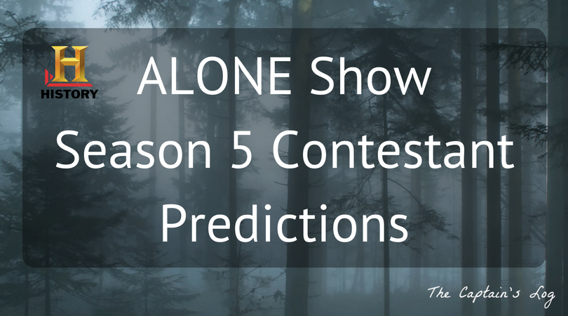 Alone Show Contestants Social Media List – Season 3